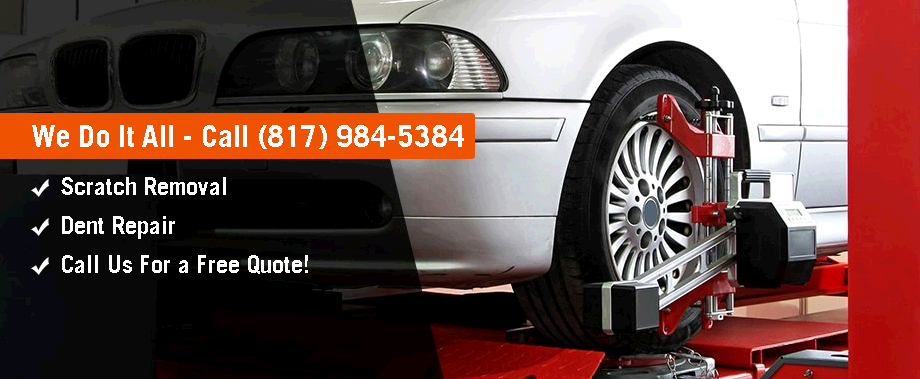 Mobile Dent Repair Pros Fort Worth first image