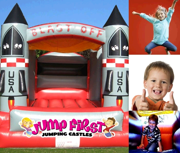Jump First Jumping Castles second image