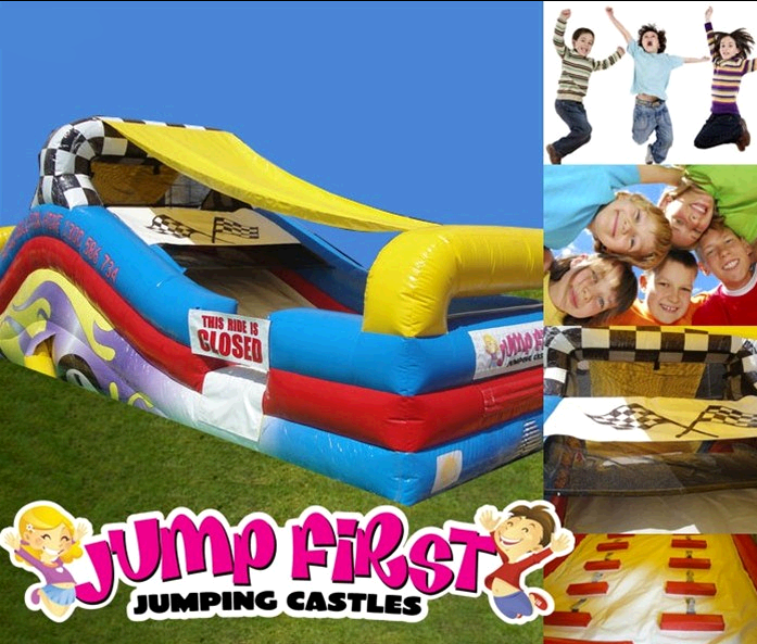 Jump First Jumping Castles fourth image
