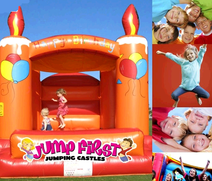 Jump First Jumping Castles fifth image