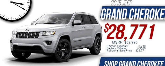 Rairdon Chrysler Dodge Jeep of Kirkland third image