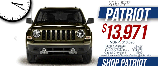 Rairdon Chrysler Dodge Jeep of Kirkland fourth image