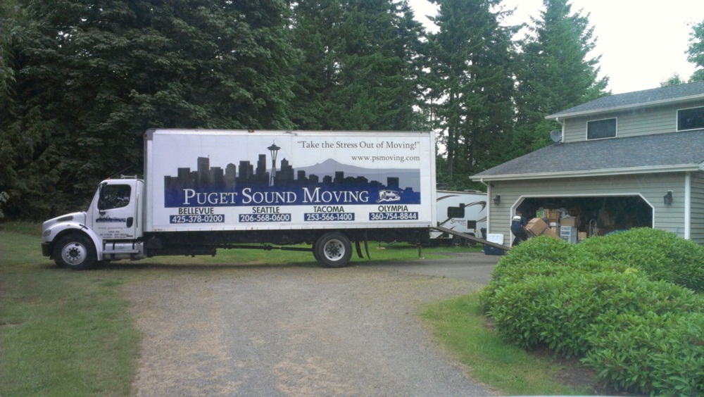 Puget Sound Moving, Inc fourth image