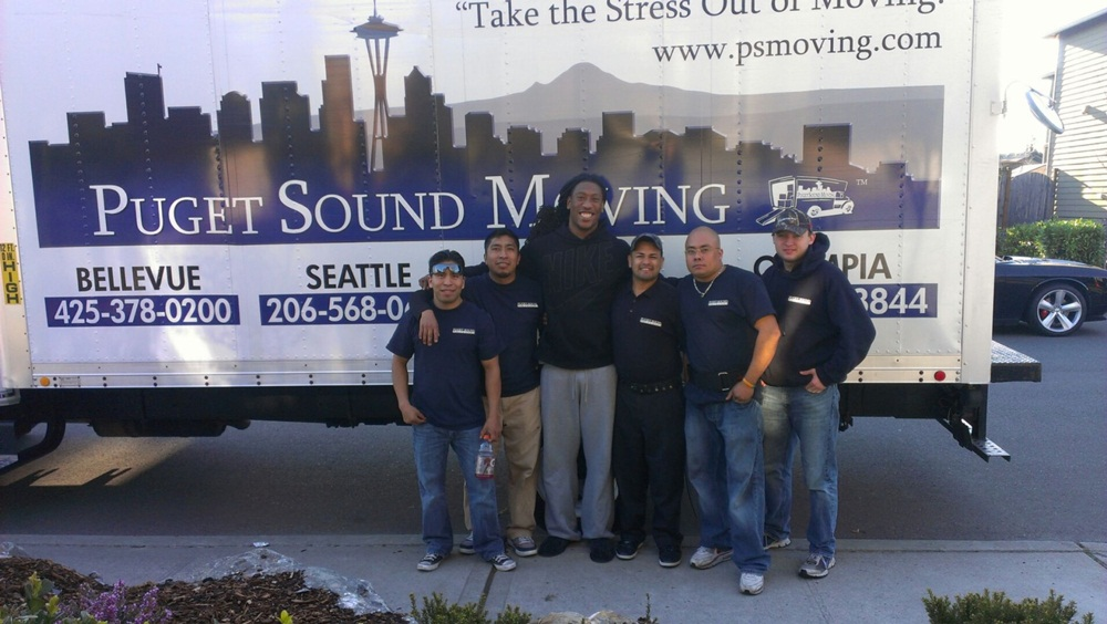Puget Sound Moving, Inc fifth image