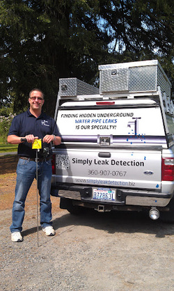 Simply Leak Detection first image