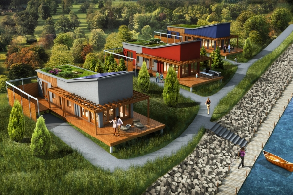 Green Terra Homes first image