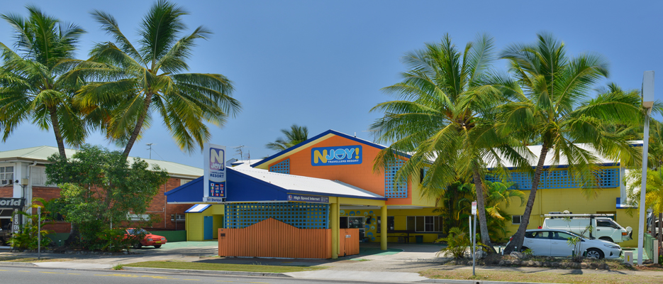 Njoy Travellers Resort first image