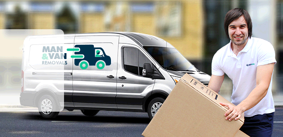 Man & Van Removals Liverpool first image