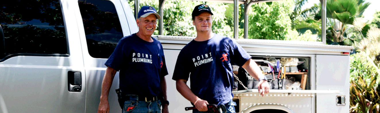 Point Plumbing first image