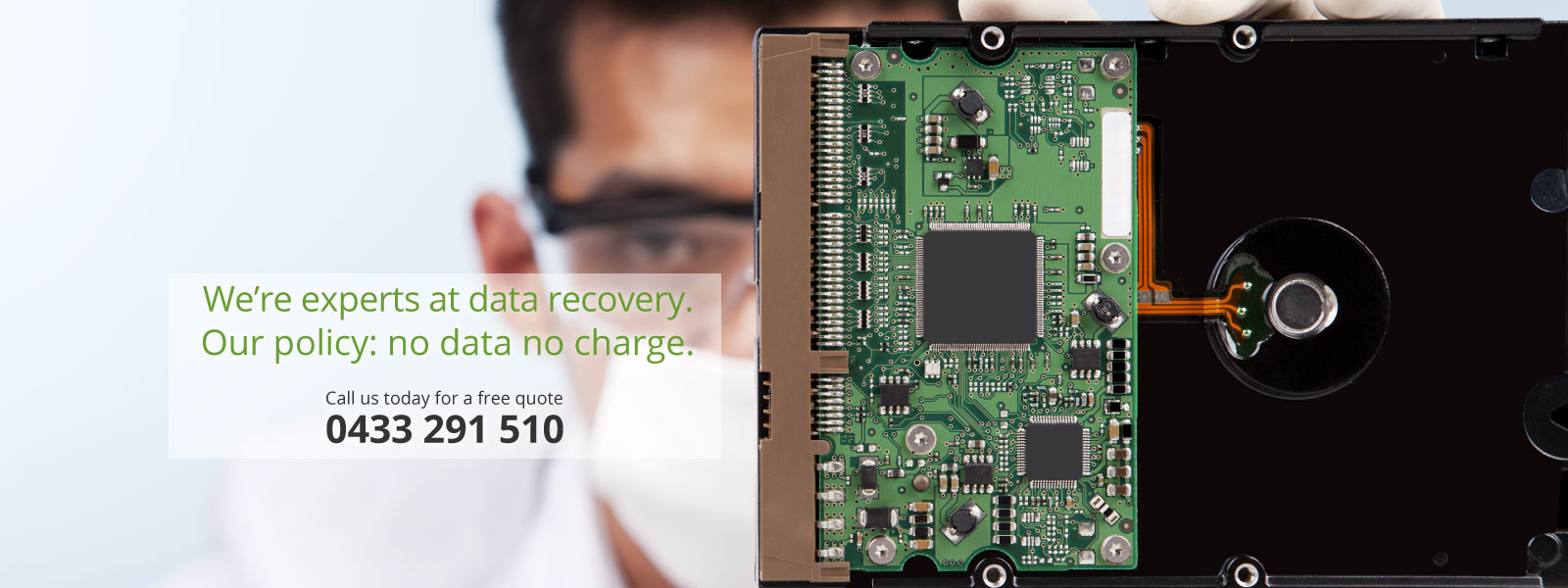 Doctor Data Recovery third image