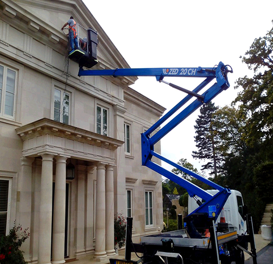 Cherry Picker Hire first image