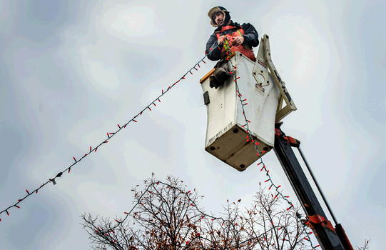 Cherry Picker Hire second image
