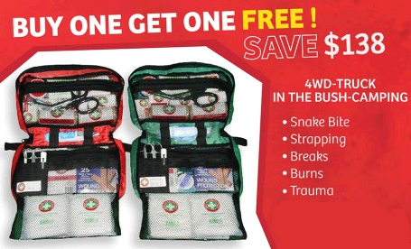 First Aid Kits Australia first image