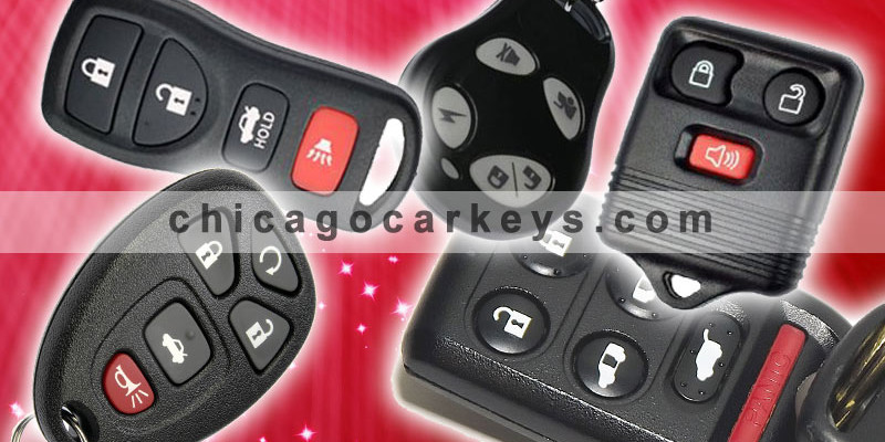 Chicago Car Keys second image