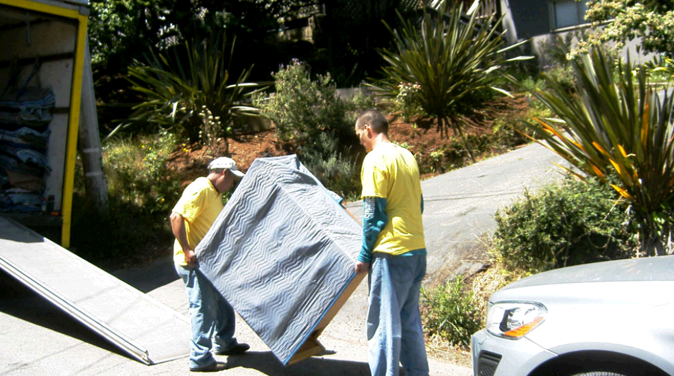 West Coast Moving Company first image
