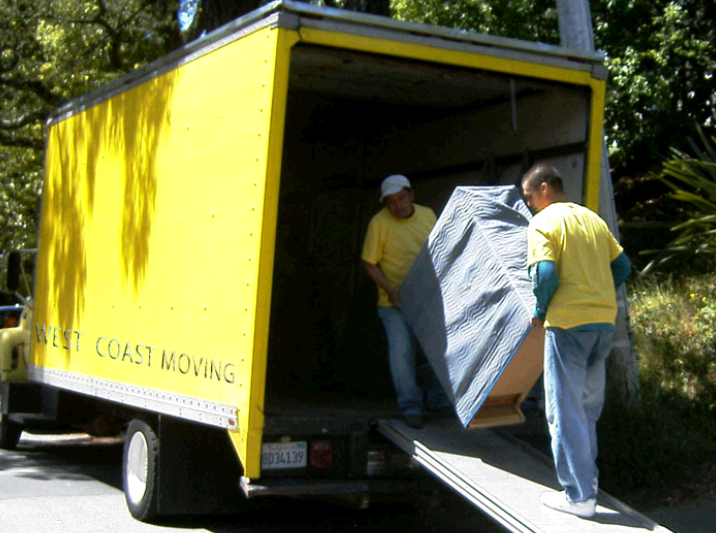 West Coast Moving Company third image