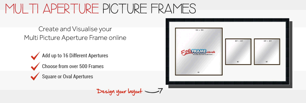 EzeFrame first image