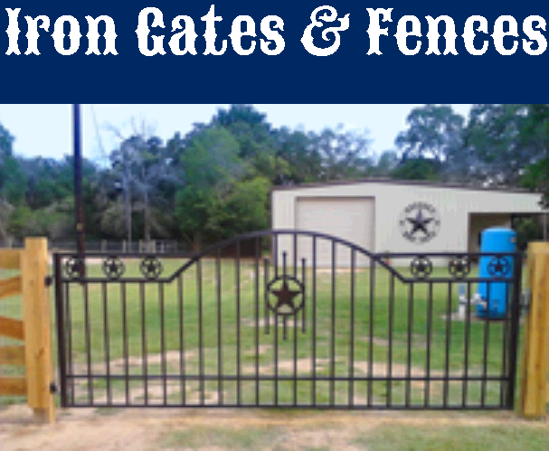 Reed Ironworks Iron Gate and Fence Co. first image