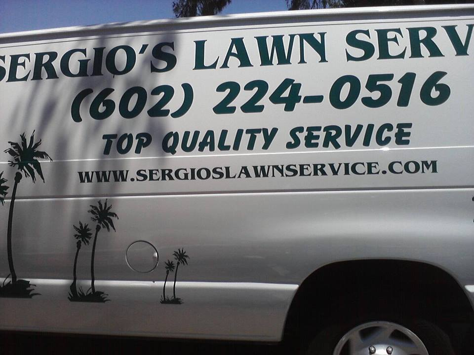 Sergio's Lawn Services third image