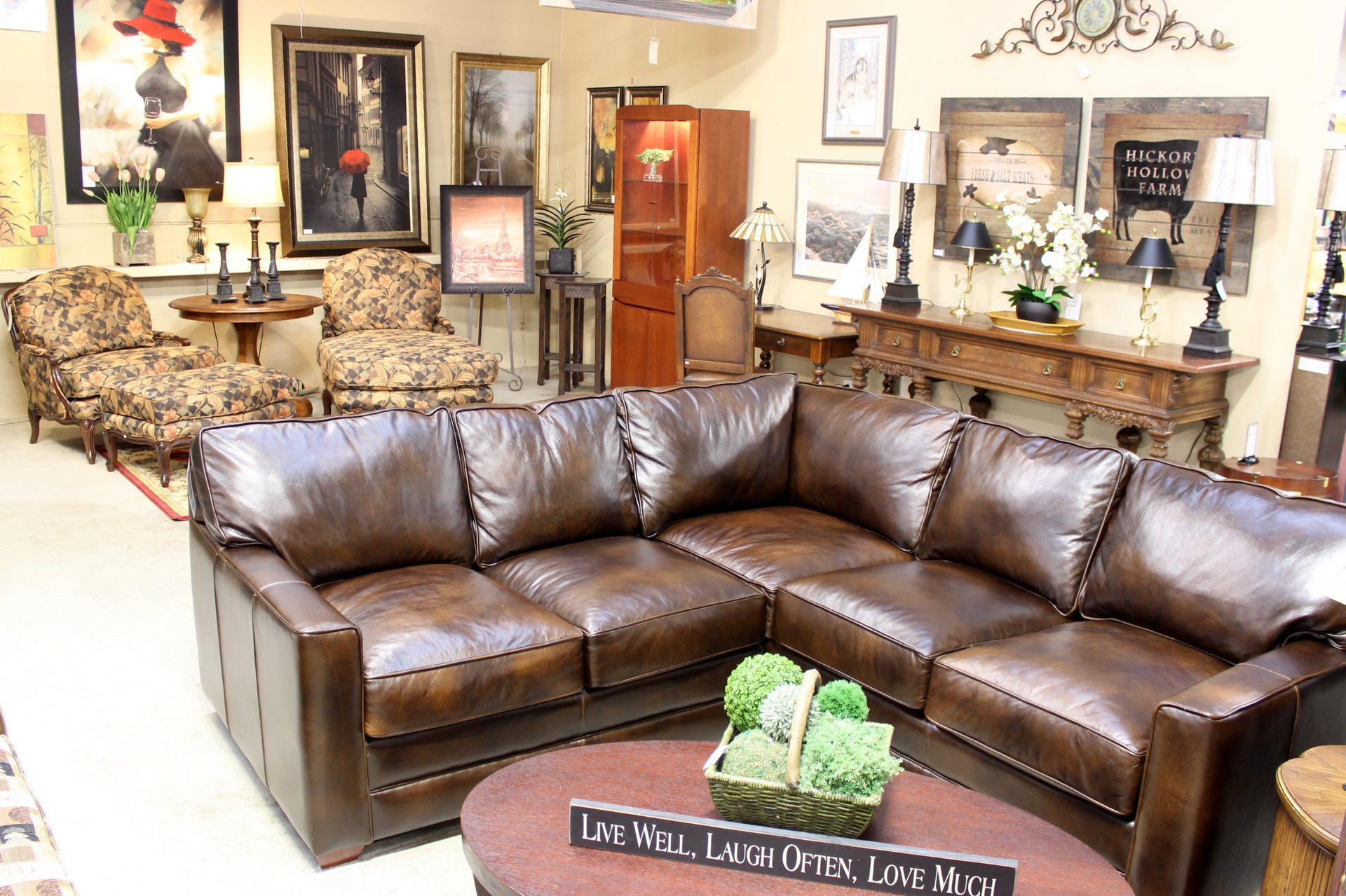 Upscale Consignment Furniture & Decor first image