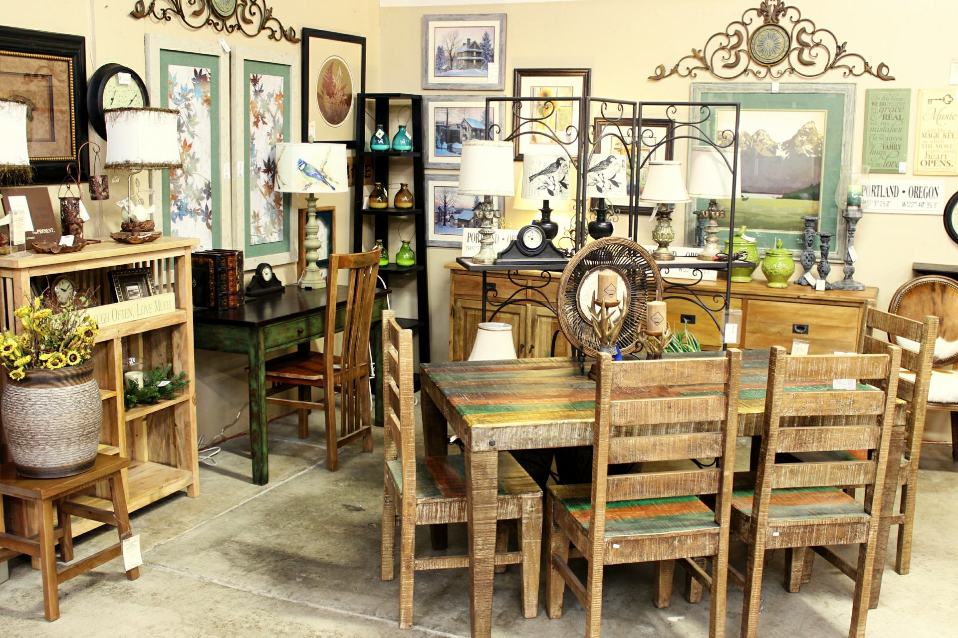 Upscale Consignment Furniture & Decor second image