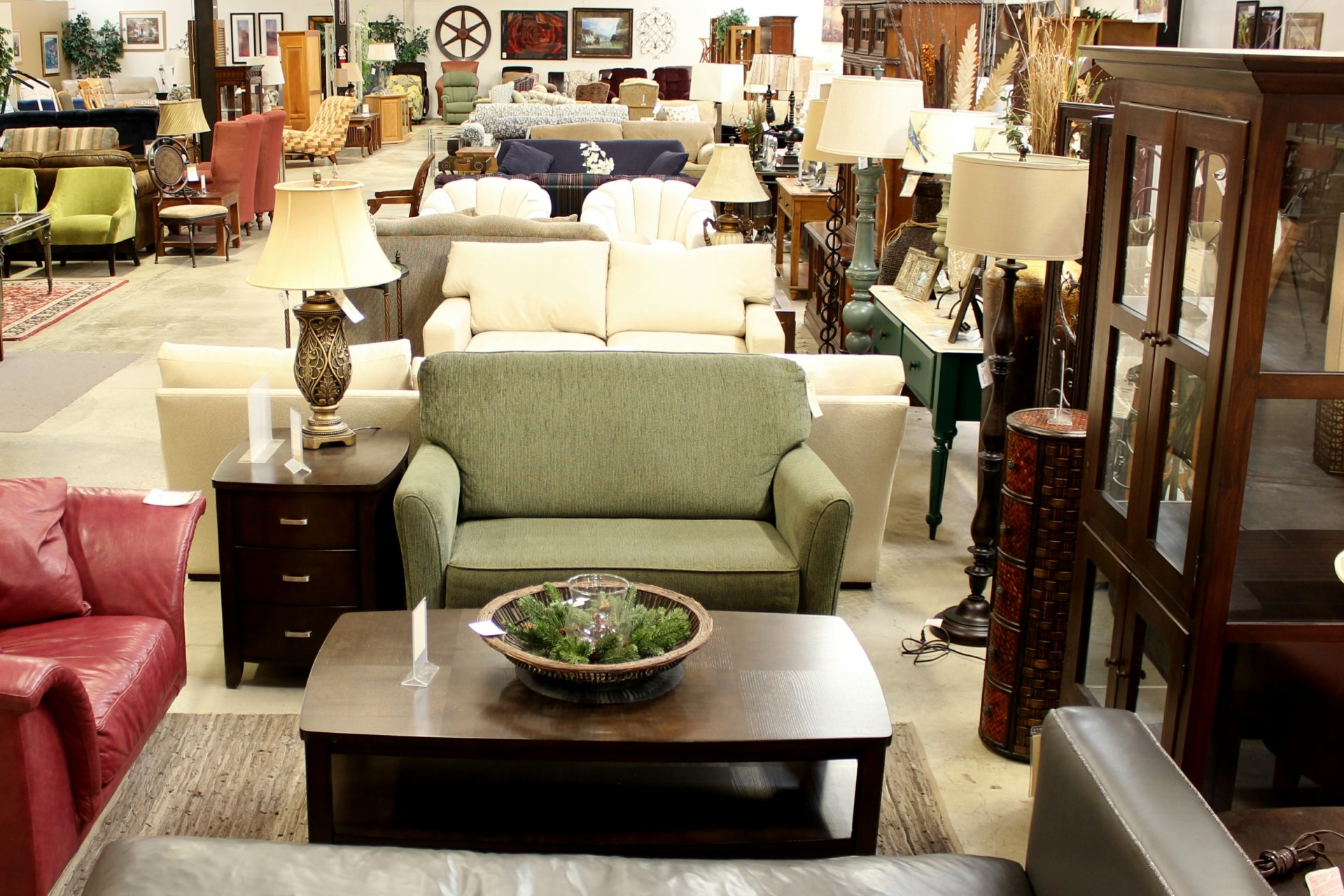 Upscale Consignment Furniture & Decor fourth image