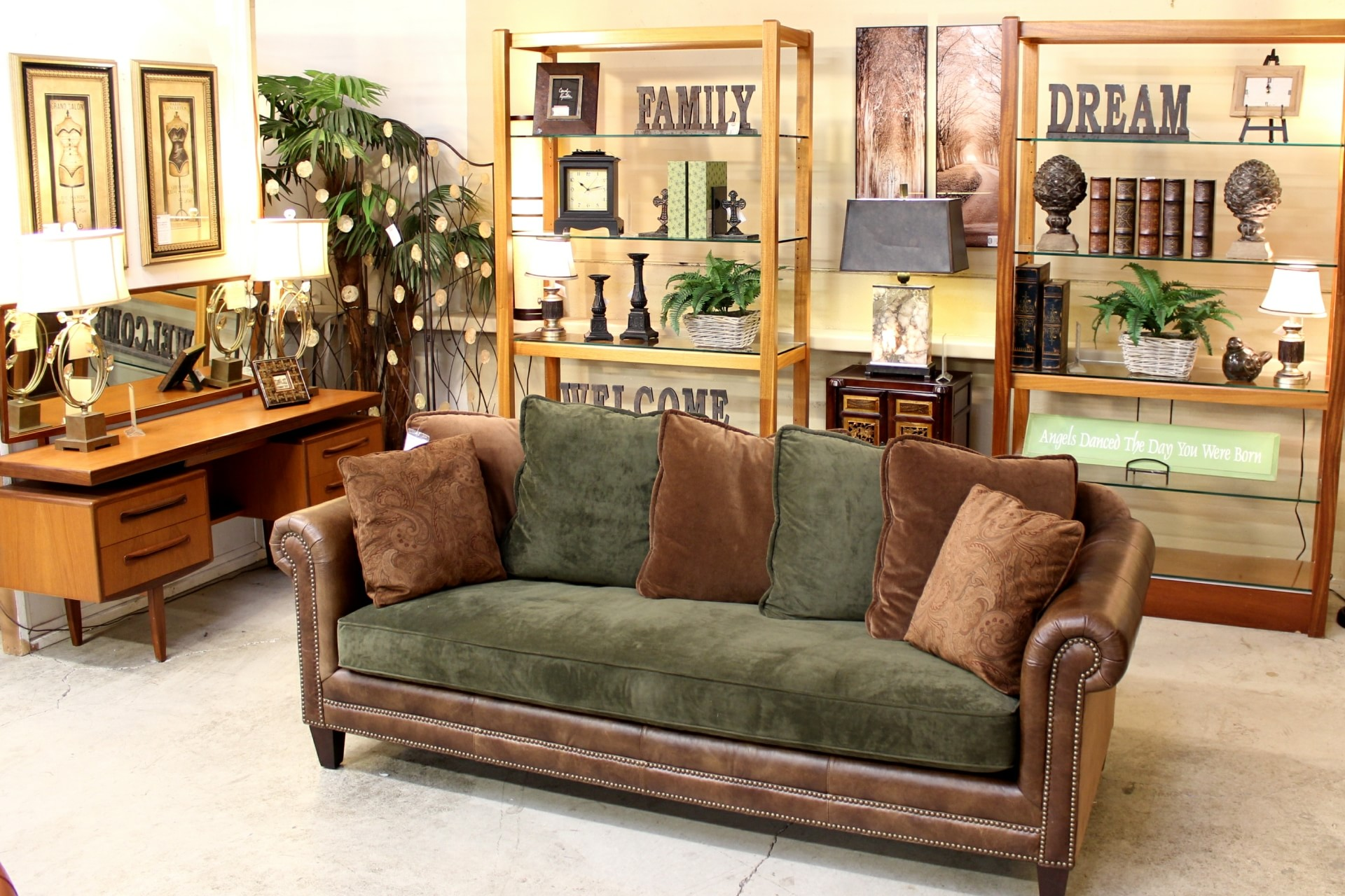 Upscale Consignment Furniture & Decor fifth image
