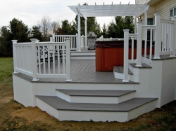Custom Decks By AAA Contracting third image