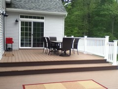 Custom Decks By AAA Contracting first image