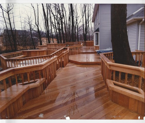 Custom Decks By AAA Contracting second image