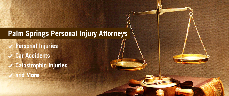 Palm Springs Personal Injury Attorneys first image