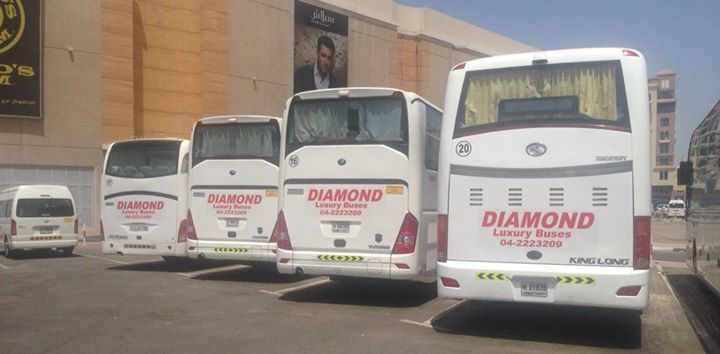 Diamond Rent a Car and luxury Buses  second image