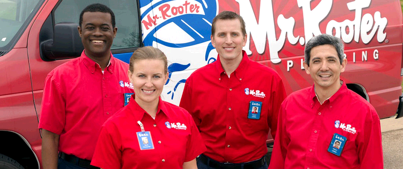 Mr. Rooter Plumbing first image