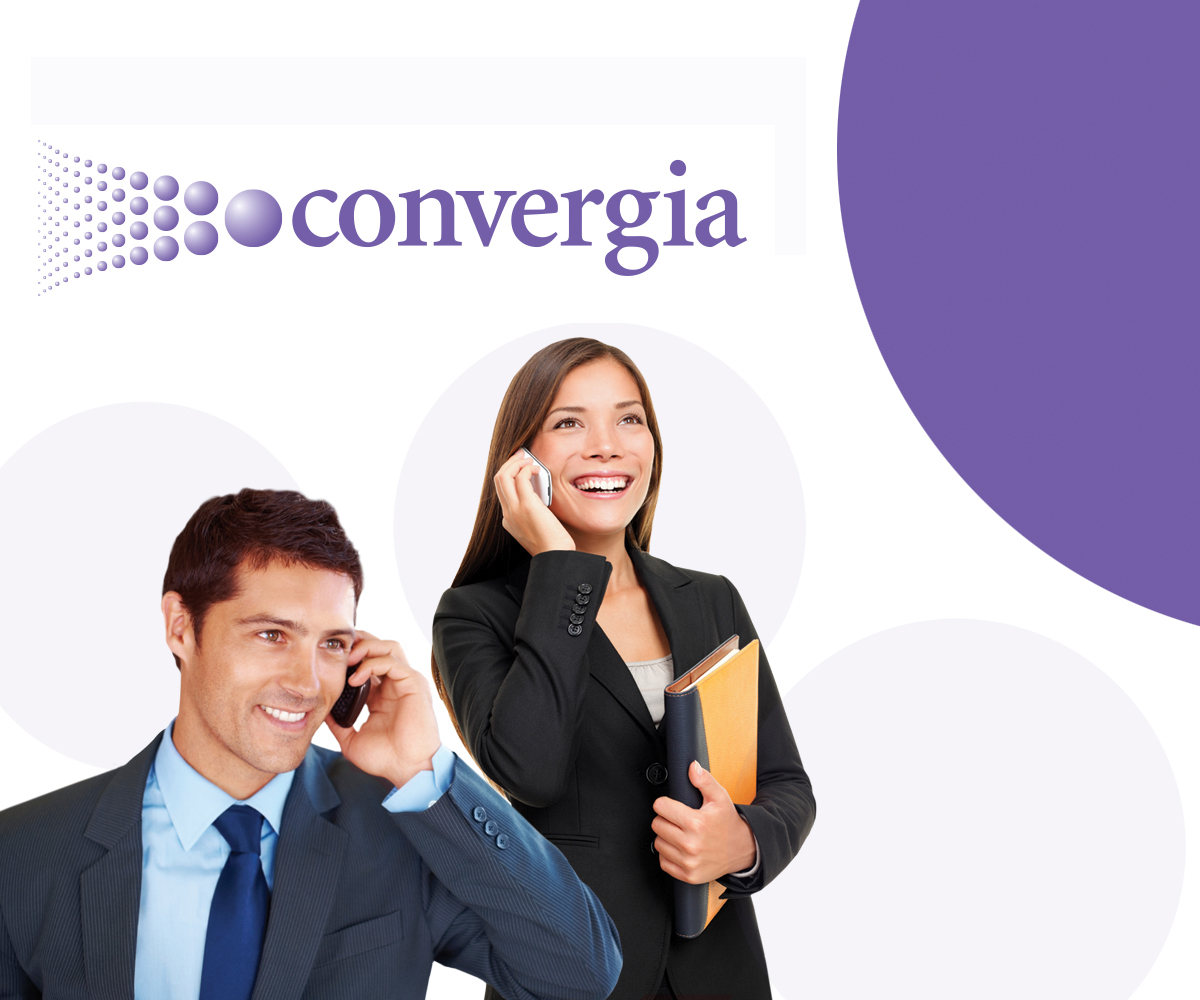 Convergia first image