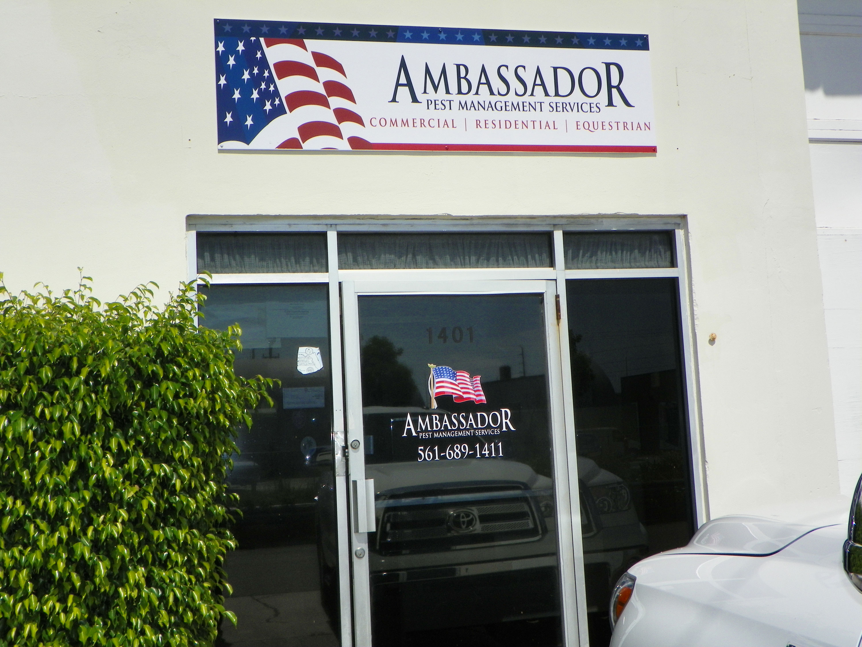 Ambassador Pest Management fifth image
