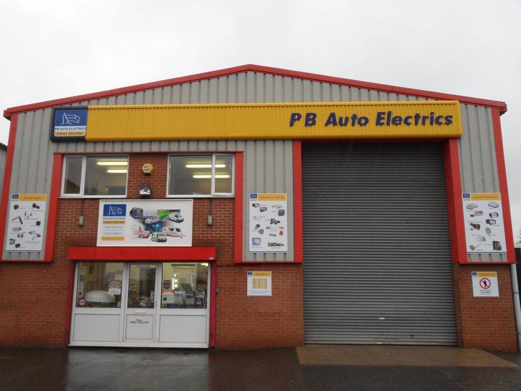 PB Auto Electrics first image
