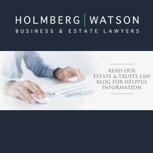 Holmberg Watson Business & Estate Lawyers first image