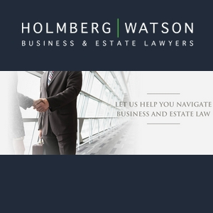 Holmberg Watson Business & Estate Lawyers second image