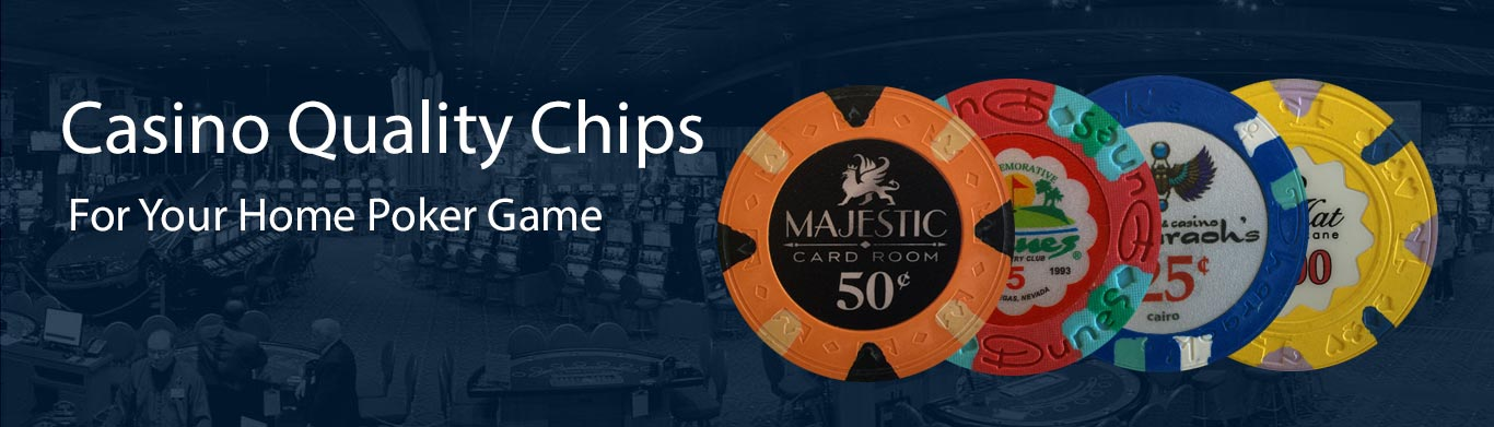 Apache Poker Chips first image