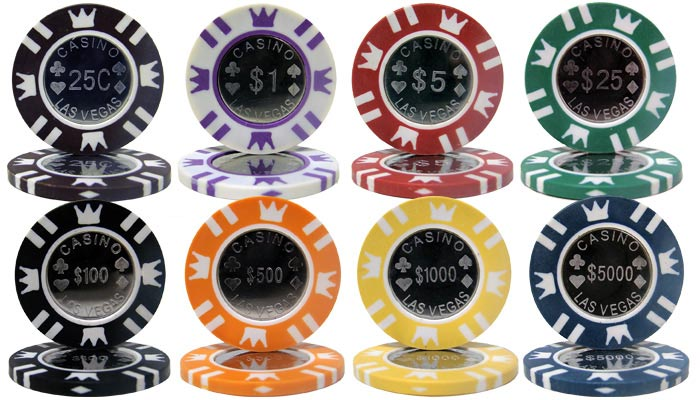 Apache Poker Chips second image