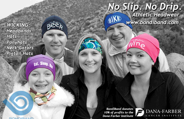 BondiBand Sweat Bands second image