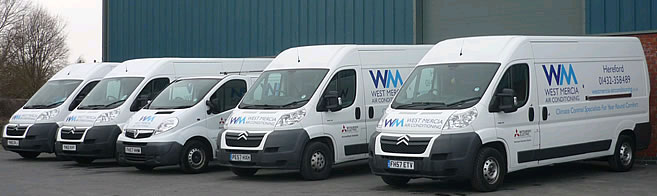 West Mercia Air Conditioning Ltd first image