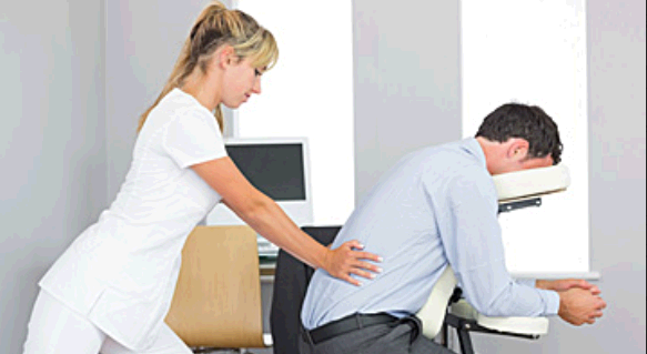 Becalm Corporate Massage second image