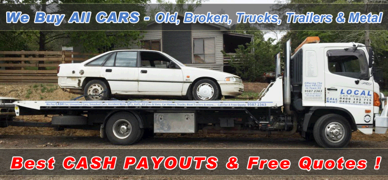 Local Car Removals first image
