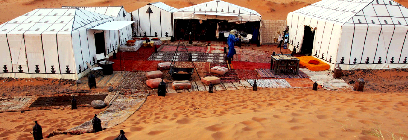 Desert Luxury Camp first image