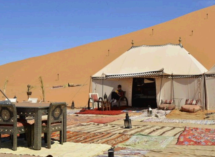 Desert Luxury Camp fourth image