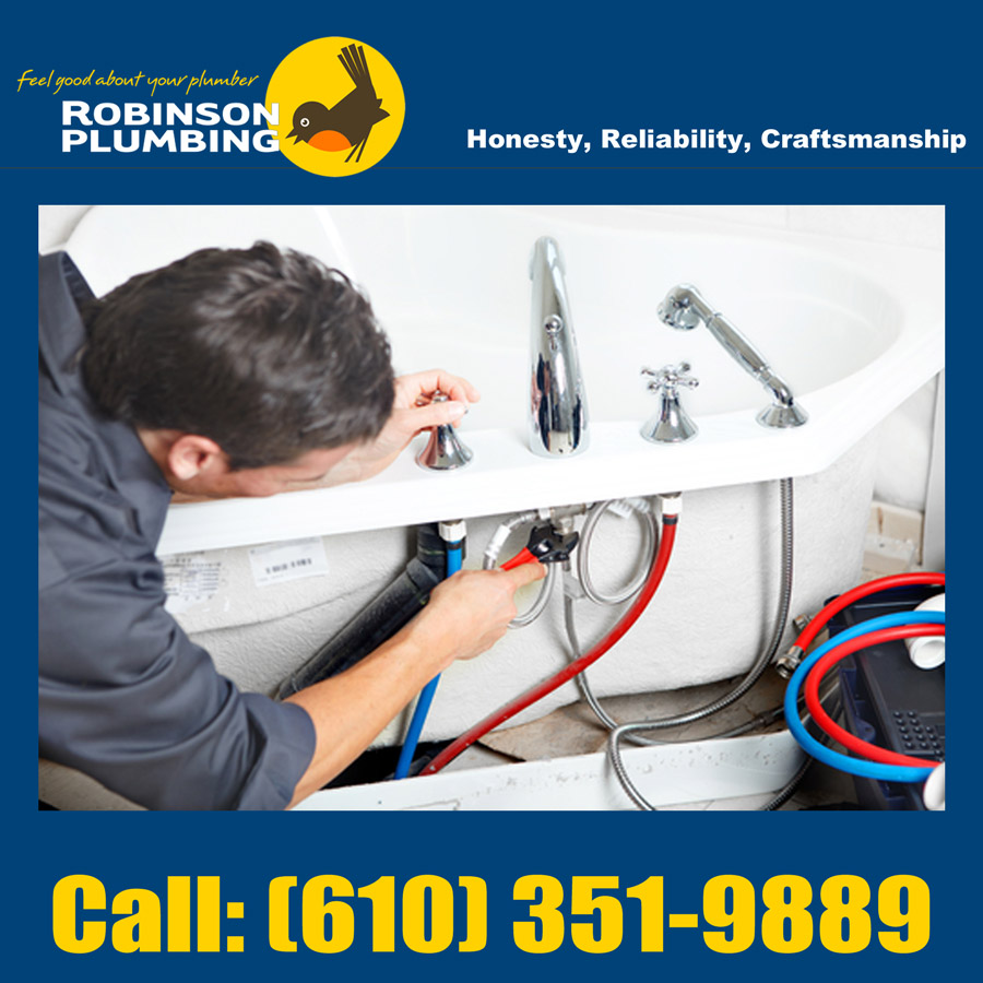 Robinson Plumbing first image