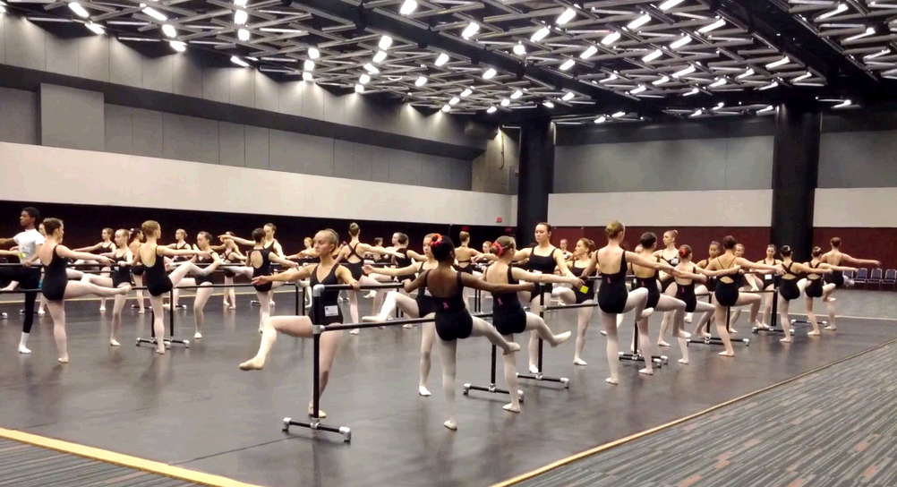 Boss Ballet Barres first image