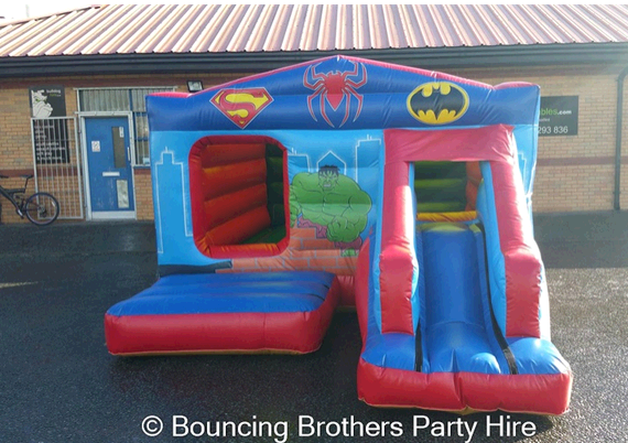 Bouncing brothers Bristol first image