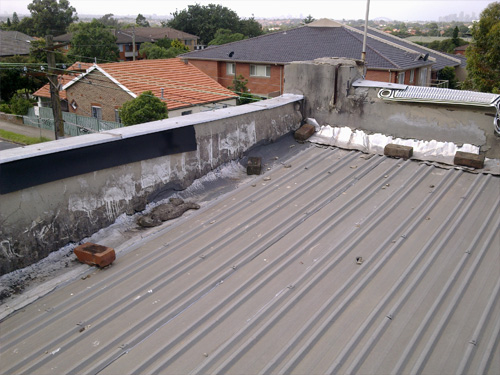 Sanders Roofing Pty Ltd first image